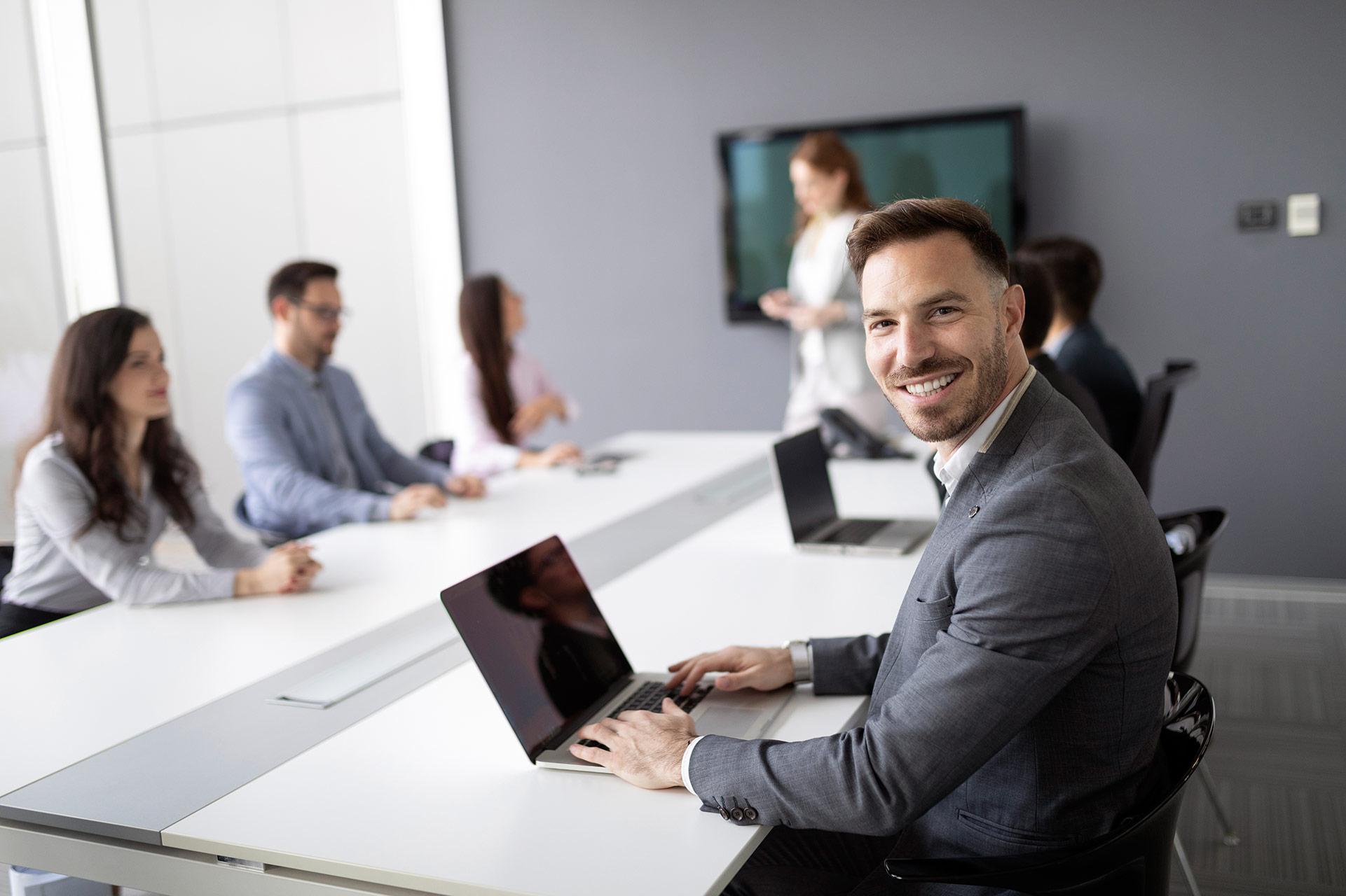 Grunden för ett bra konferensrum